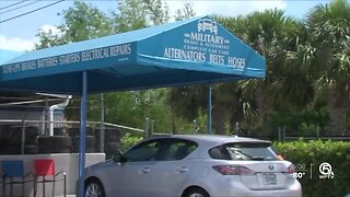 West Palm Beach car repair shop offers 'mobile' service