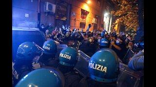 Italians Fight Back Against Lockdowns!
