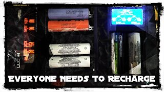 Everyone Needs to Recharge