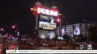 Several shows return to Las Vegas Strip