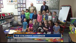 MAKING THE GRADE: Exclusive one-on-one interview with Governor Brad Little