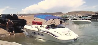 Changes at Lake Mead