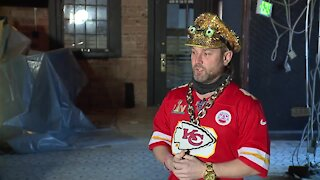 Chiefs super fans: Meet the 'Tuddy Chain Gang'