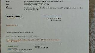 Northeast Ohio consumers report fake Amazon order ploy