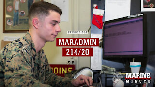 Marine Minute: Accelerated Sergeants Seminar