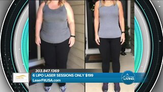 Lipo Laser Sessions and Guided Weight Loss // Laser Fit
