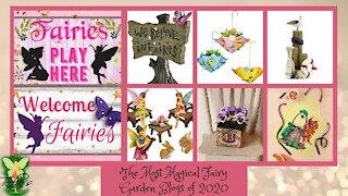 Teelie's Fairy Garden | The Most Magical Fairy Garden Blogs of 2020 | Teelie Turner