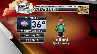 Weather Kid - Leilani