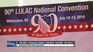 President Trump backs off Census citizenship question