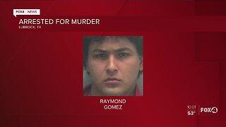 Man arrested in Bonita Springs murder