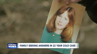 Family seeks answers in 22 year old cold case