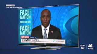 Kansas City, Missouri, Mayor Quinton Lucas says mask mandate 'not necessary' at this point