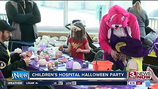 Children's Hospital Halloween Party