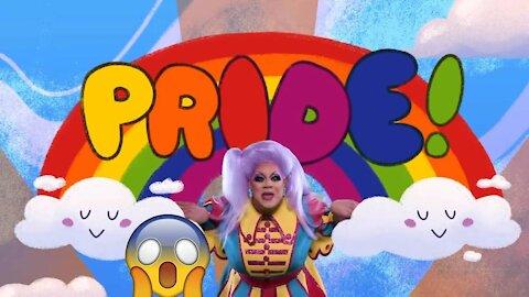Nickelodeon Enlists Drag Queen To Brainwash Your Children