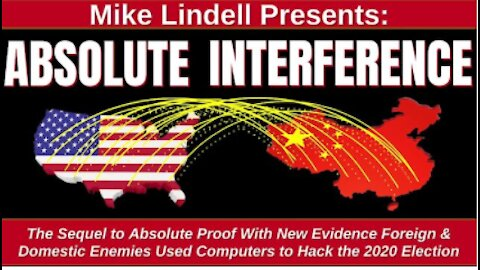 Part Two: Absolute Interference by Mike Lindell
