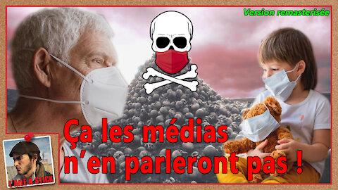 2021/046 Les masques représentent un danger pour notre santé !