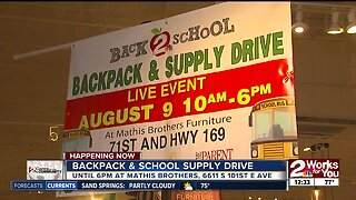 Backpack & School Supply Drive 2