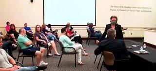 Debates over reopening schools continue