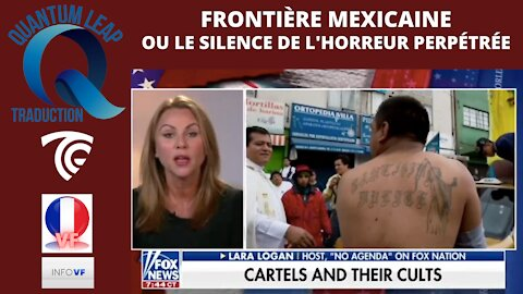 FRONTIÈRE MEXICAINE OU LE SILENCE DE L'HORREUR PERPÉTRÉE
