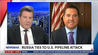 Nunes: Biden admin targets conservatives while hackers target Colonial Pipeline