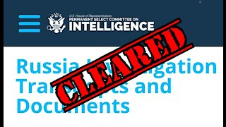 5/10/20 Documented Prove Russian Collusion was a Lie!!