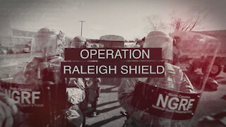 Operation Raleigh Shield