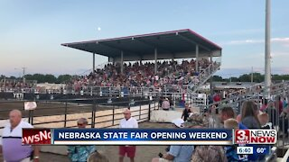 Nebraska State Fair opening weekend