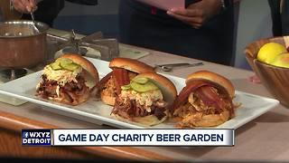 Beer Garden Fundraiser