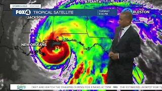 Hurricane Sally Update Tue 5/15/2020 10 PM