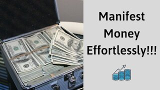 How to Manifest Money Fast - This is The Exact Formula I Use Manifest Over $1000 per Day