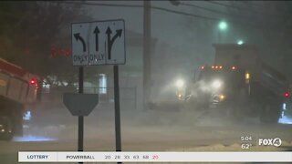 Death toll rise from winter storms