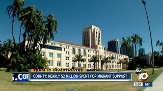 County: Nearly $2 million spent for migrant support