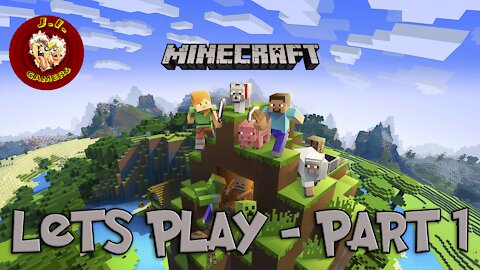 Minecraft - Lets play -part 1