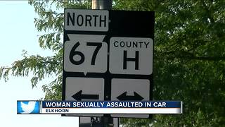 Woman sexually assaulted in Elkhorn parking lot