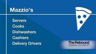 Who's Hiring: Mazzio's