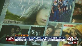 Family of Desirea Ferris wants answers