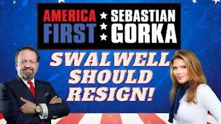 Swalwell should resign! Trish Regan with Sebastian Gorka on AMERICA First