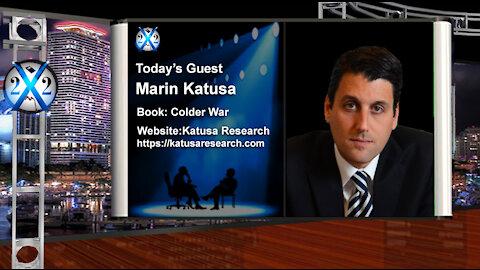 Marin Katusa - It Might Seem Dark Now But America Will Shine Bright As Gold