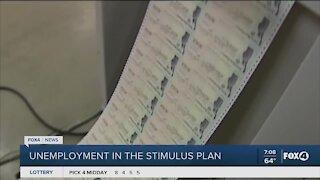 Unemployment in stimulus plan