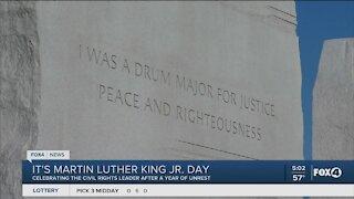 Celebrating Dr. Martin Luther King Jr. Day