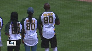 Packers Hall of Famer Donald Driver holds annual charity softball game