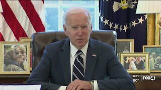 Biden signs COVID relief bill