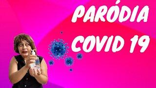 """Paródia Dance Monkey """"Corona Vírus"""""""