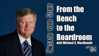 From the Bench to the Boardroom with Michael MacDonald
