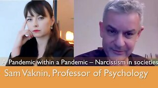 Narcissism, Islam, Women: Our Future (with Karoline Gil)