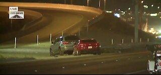 Traffic Alert: Crash near Rainbow, Rancho