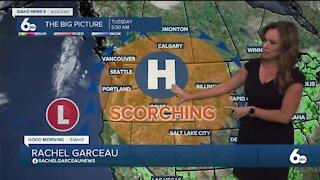 Rachel Garceau's Idaho News 6 forecast 6/29/21