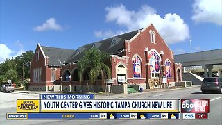 Historic Tampa Heights church fights off old age and demolition thanks to love by neighborhood