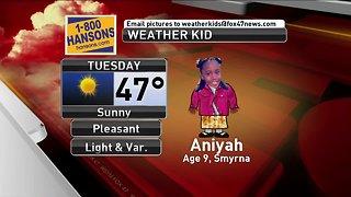 Around Town Kid - Aniyah - 3/26/19