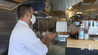 Rideshare Foodie from Baltimore highlights local gems